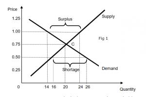 Market Equilibrium | Price Mechanism | JC Econs Notes Singapore