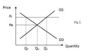 Price Floor - Minimum Price | JC Economics Notes SG