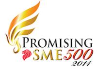 Promsing 500 sme logo
