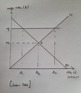 Price Floor - Minimum Wage | JC Econs Notes Singapore