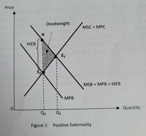 healthcare positive externalities   Econs Tutor SG